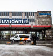 Karolinska universitetssjukhuset. Arkivbild. Helena Landstedt/TT / TT NYHETSBYRÅN