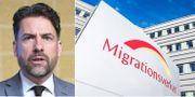 Migrationsverkets generaldirektör Mikael Ribbenvik. TT
