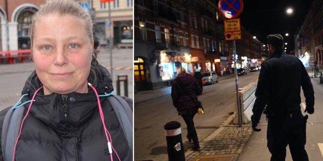 Emma Rudnert passerar Möllevångstorget på väg till jobbet. Nu funderar hon på vad hon ska säga om skjutningarna i Malmö till sin tonårsdotter. TT