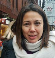 Sandy Nielsen.  Malin Jansson / TT / TT NYHETSBYRÅN