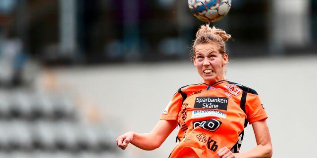 Amanda Edgren. JOSEFINE LOFTENIUS / BILDBYRÅN