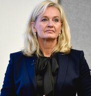 Carina Åkerström, vd för Handelsbanken, och Allison Kirkby, vd för Telia.