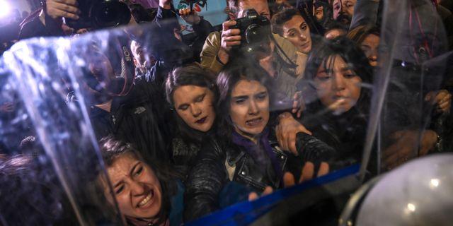 OZAN KOSE / AFP