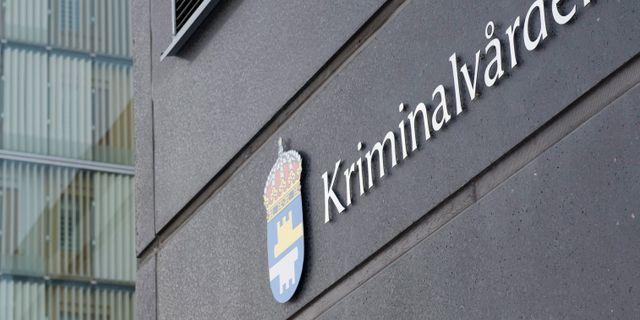 Kriminalvården i Sollentuna. FREDRIK SANDBERG / TT / TT NYHETSBYRÅN