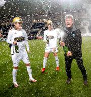 Göteborgs tränare Jörgen Ericson Stefan Jerrevång/TT / TT NYHETSBYRÅN