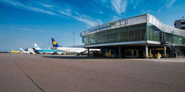 Arkivbild, Landvetter flygplats. Peter Phillips