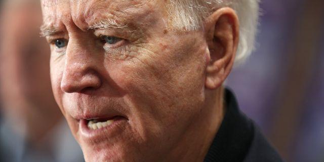 Joe Biden.  JOE RAEDLE / GETTY IMAGES NORTH AMERICA