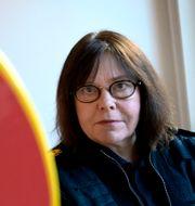 Charlotte Svensson.  Janerik Henriksson/TT / TT NYHETSBYRÅN