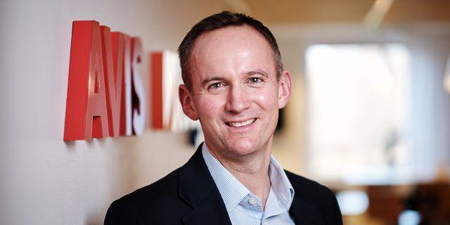 Andrew Smith är general manager för Avis Sverige.