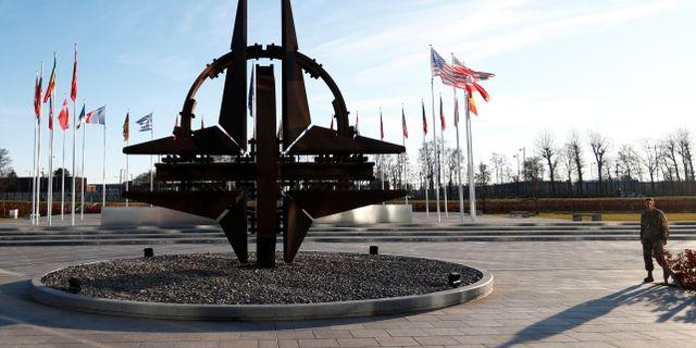 Natohögkvarteret i Bryssel. FRANCOIS LENOIR / TT NYHETSBYRÅN