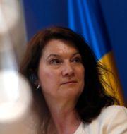 Ann Linde Darko Vojinovic / TT NYHETSBYRÅN