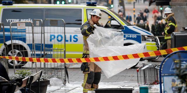 Polisen frias efter valdsamheter men far kritik