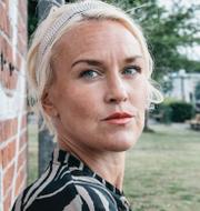 Olga Persson, förbundsordförande för Unizon. Åklagarmyndigheten i Stockholm. TT