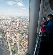 Shanghai, Kina. TT NYHETSBYRÅN