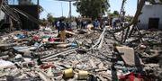 Attacken inträffade tisdagskväll. Hazem Ahmed / TT NYHETSBYRÅN/ NTB Scanpix