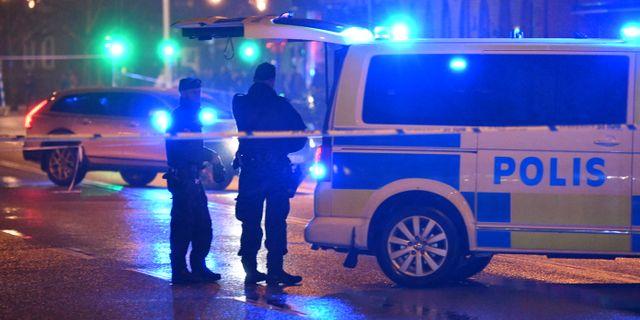 Arkivbild: Skjutning i Malmö. Johan Nilsson/TT / TT NYHETSBYRÅN