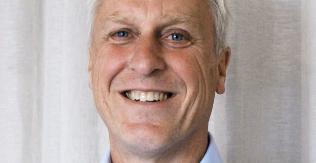 Lars Schyllander, tillförordnad vd för Strukton Rail. Foto: pressbild Strukton Rail Sverige