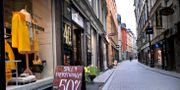 Illustrationsbild: Gamla stan i Stockholm.  Janerik Henriksson/TT / TT NYHETSBYRÅN
