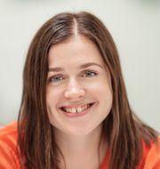 Amy Deasismont. Stina Stjernkvist/TT / TT NYHETSBYRÅN