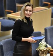 Ebba Busch/Arkivbild Jessica Gow/TT / TT NYHETSBYRÅN