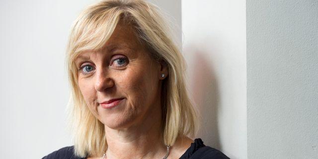 Marie Hermanson.  FREDRIK SANDBERG / TT / TT NYHETSBYRÅN