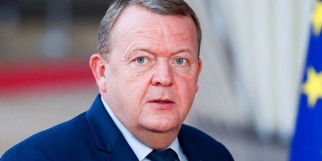 Lars Løkke Rasmussen. Francois Lenoir / TT NYHETSBYRÅN