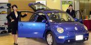 VW drar in flera modeller i Sydkorea. TT
