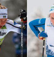 Dahlqvist, Lundgren. Arkivbilder. TT