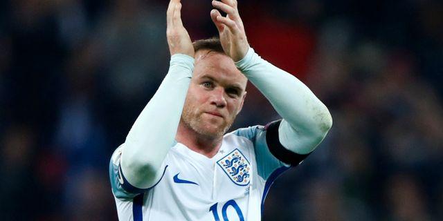 Wayne Rooney. EDDIE KEOGH / TT NYHETSBYRÅN