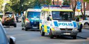 Två personer sköts under gårdagskvällen i Sollentuna.  Christine Olsson/TT / TT NYHETSBYRÅN