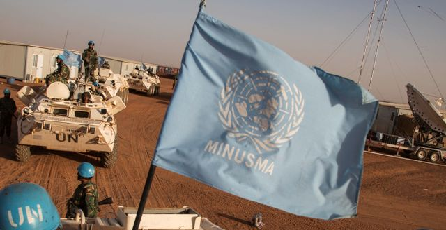 Arkivbild. FN-soldater i Mali.  Marco Dormino / TT / NTB Scanpix