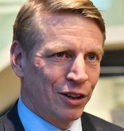 Finansmarknadsminister Per Bolund Alexander Larsson Vierth/TT / TT NYHETSBYRÅN
