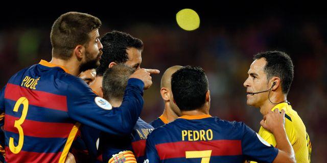 Barcelona har vunnit forsta titeln