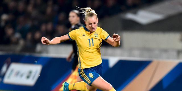 Sverige spelade oavgjort mot usa