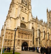 Arkivbild: Katedralen i Canterbury Chris Ison / POOL PA