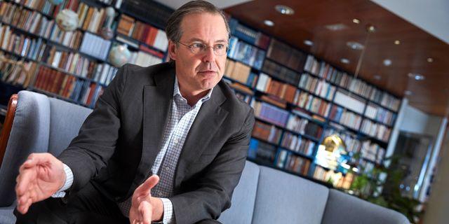 Anders Borg.  Fredrik Persson/TT / TT NYHETSBYRÅN