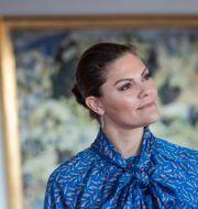 Kronprinsessan Victoria.  Stina Stjernkvist/TT / TT NYHETSBYRÅN