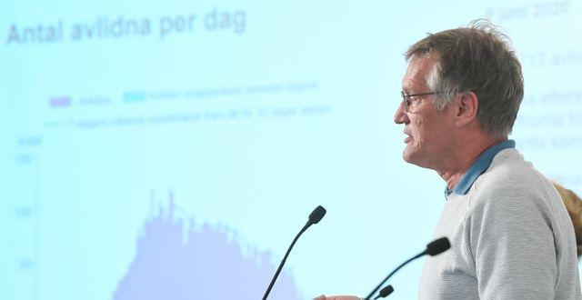 Arkiv. Fredrik Sandberg/TT / TT NYHETSBYRÅN