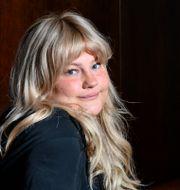Sarah Klang.  Anders Wiklund/TT / TT NYHETSBYRÅN