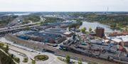 Scania i Södertälje. Fredrik Sandberg/TT / TT NYHETSBYRÅN