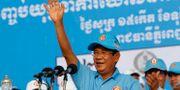 Hun Sen. Heng Sinith / TT / NTB Scanpix
