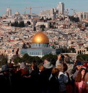 Jerusalem. AHMAD GHARABLI / AFP