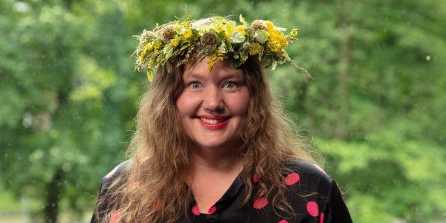 Anna Rosling Rönnlund. Sveriges Radio.