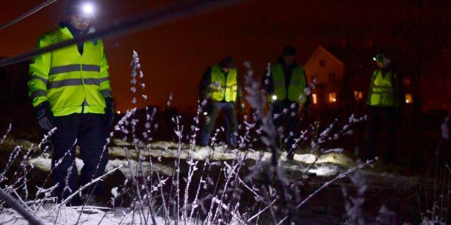 Missing people letar efter en 21-årig kvinna fråm Eksjö i området runt Ormaryd, Jönköpings län. Mikael Fritzon/TT / TT NYHETSBYRÅN