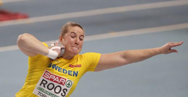 Fanny Roos. Christine Olsson/TT / TT NYHETSBYRÅN