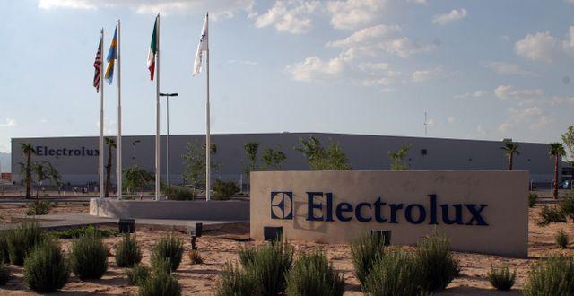 Electrolux fabrik i Ciudad Juárez. J.R. HERNANDEZ / TT NYHETSBYRÅN