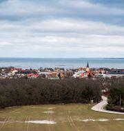 Borgholm på Öland. Suvad Mrkonjic/TT / TT NYHETSBYRÅN