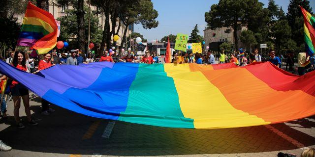 Gaypride i Colombia. Hektor Pustina / TT / NTB Scanpix