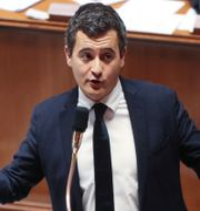 Gérald Darmanin. JACQUES DEMARTHON / AFP
