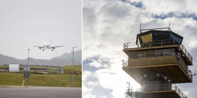 Arkivbilder. Malmö flygplats. TT